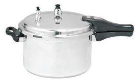 Sunbeam - 7.5 L Polished Aluminium Pressure Cooker
