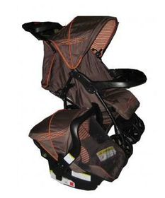 Chelino - Coyote 4 Wheel Travel System - Fuego