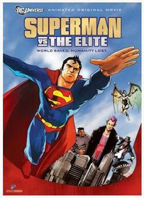 Superman vs The Elite (DVD)
