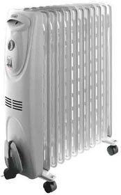 Delonghi - Oil Fin Heater - 9 Fin - Grey - KH770920