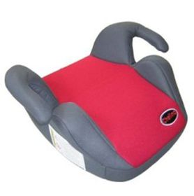 Chelino - Booster Cushion - Red/Grey