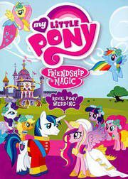 My Little Pony:Friendship is Magic Royal Pony Wedding - (Region 1 Import DVD)