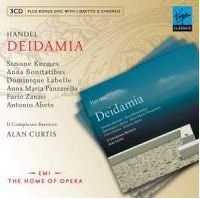 Deidamia - Various Artists (CD)