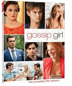 Gossip Girl Season 5 (DVD)