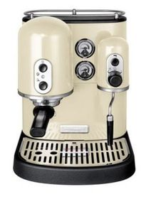 KitchenAid - Artisan Espresso Maker Almond