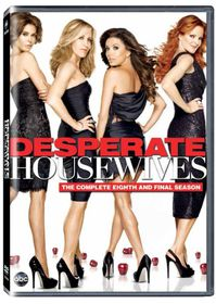 Desperate Housewives Season 8 (DVD)