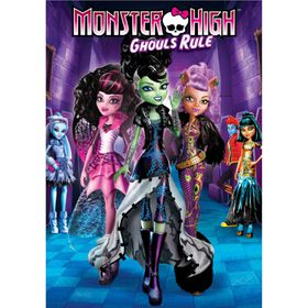 Monster High:Ghouls Rule - (Region 1 Import DVD)