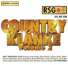 RSG Country Klanke - Vol. 2 - Various Artists (CD)