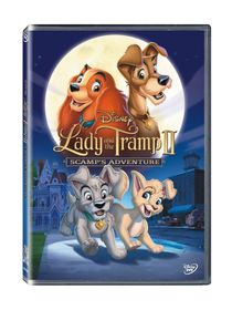 Lady and the Tramp II: Scamp's Adventure (DVD)