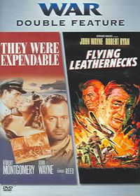 They Were Expendable/Flying Leathernecks - (Region 1 Import DVD)