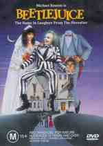 Beetlejuice (1988) - (DVD)