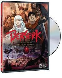 Berserk:Golden Age Arc I Egg of The K - (Region 1 Import DVD)