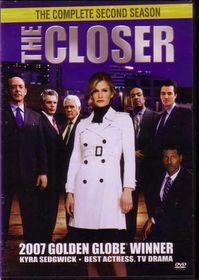The Closer - Season 2 - (DVD)