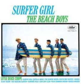 The Beach Boys - Surfer Girls (Mono & Stereo) (CD)