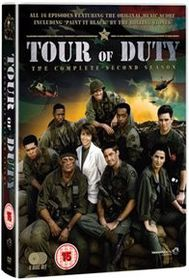 Tour of Duty: Complete Season 2 (Import DVD)