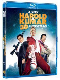 A Very Harold & Kumar Christmas (2D & 3D Blu-ray)