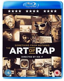 Something From Nothing - The Art Of Rap (Blu-ray)