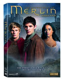 The Adventures of Merlin Season 4 (DVD)