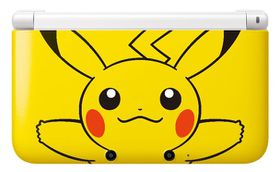 3DS XL Console Pikachu Limited Edition (3DS XL)
