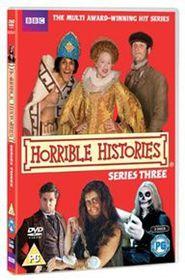 Horrible Histories: Series 3 (Import DVD)