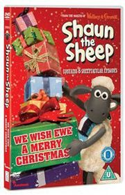 Shaun The Sheep: We Wish Ewe A Merry Christmas (Import DVD)