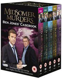Midsomer Murders: Ben Jones' Casebook (Import DVD)