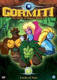 Gormiti S1 V4 - Lords Of Fate Return: Season 1 - Volume 4  (Import DVD)