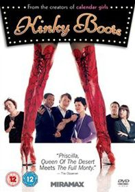 Kinky Boots (Import DVD)