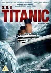 S.O.S Titanic (Import DVD)