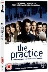 The Practice Season 1 And 2 (parallel import)