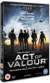 Act Of Valour (Import DVD)