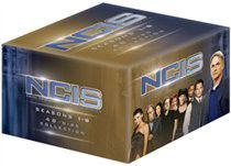 NCIS: Seasons 1-8 (Import DVD)