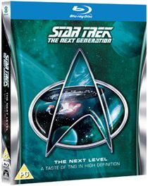 Star Trek the Next Generation: A Taste of the Next Generation (Import Blu-ray)