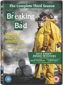 Breaking Bad - Season 3 (DVD)