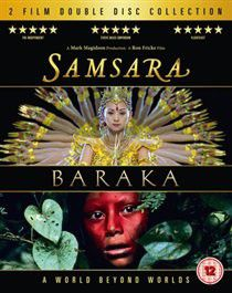 Samsara / Baraka (Import Blu-ray)