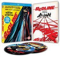 Redline (Import Blu-ray)