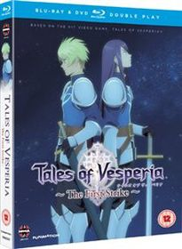 Tales of Vesperia: The First Strike (Import Blu-ray)