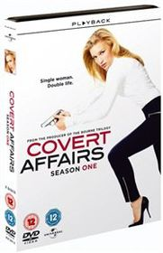 Covert Affairs: Series 1 Set (Import DVD)