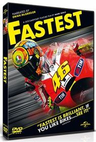 Fastest (Import DVD)