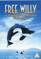 Free Willy 1-4 Collection (Import DVD)