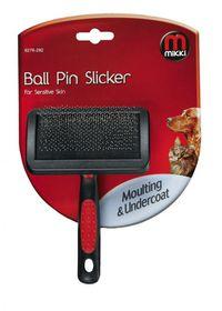 Mikki - Ball Pin Slicker - Small