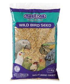Marltons - Wild Bird Seed - 1kg