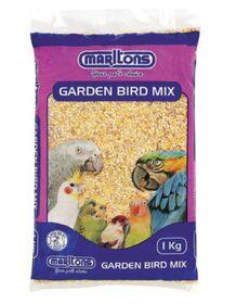 Marltons Garden Bird Seed - 1kg