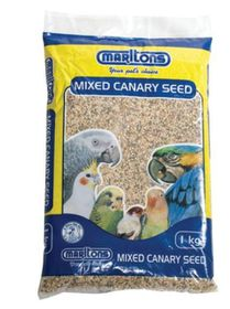 Marltons - Mixed Canary Seed - 1kg
