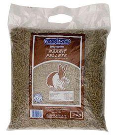 Marltons - Rabbit Pellets - 4kg
