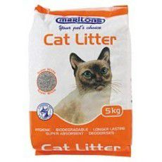 Marltons - Cat Litter - 5kg