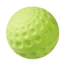 Rogz Dog Asteroidz Ball Small 49mm - Lime