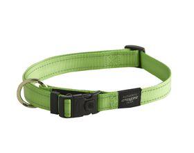 Rogz - Utility Extra-Large Lumberjack Dog Collar - Lime