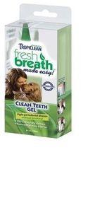 Tropiclean - Fresh Breath Teeth Gel For Dogs