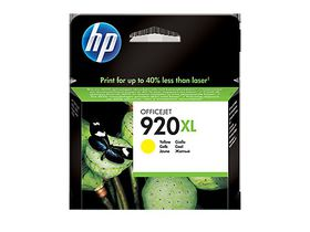 HP CD974AE - No.920XL - Yellow Ink